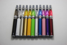 Ego CE4 Clearomizer Double Kits Battery 2pcs E Cigarette Zipper Case 2 Atomizers 2 ego t