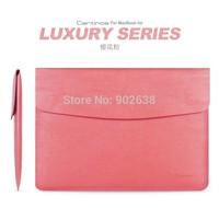 "Cartinoe laptop bag leather case for  macbook air 11.6"" 13.3''"