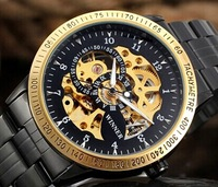 3 Models For Choosing Brand Mens Automatic Mechanical Men Wrist Watch Military Style Men Wristwatches