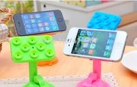 5 Colors GPS Bracket navigation stents universal Car Mount holder for iphone 5S samsung  7 to 8 inch tablet