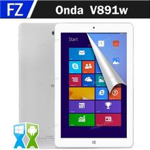 In Stock Original Onda V891w 8.9″ Retina IPS Screen Windows 8.1 Intel Atom Z3735F 2GB 32G Quad Core Tablet PC Bluetooth WiDi