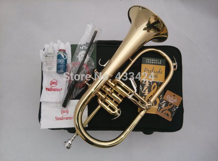 Музыкальная труба BACH B BB trompete BH-950