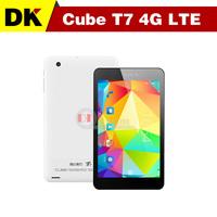 7 inch Cube T7 4G LTE MTK8752 Octa Core Tablet PC 1920x1200 JDI Retina Screen 2GB/16GB GPS kitkat Android 4.4 tablets