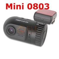 Original Mini 0803 Full HD Car DVR Camera Recorder Ambarella A7LA50D/ OV4689/1296P build inl 8GB ROM GPS black box