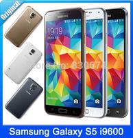 "Original Unlocked Samsung Galaxy S5 I9600 LTE 16MP Camera Quad Core 2GB RAM 16GB ROM NFC 5.1""  Inch Cell Phones Free Shipping"
