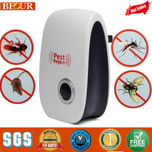 Hot Selling Electronic Ultrasonic Mouse Mosquito Pest Repeller Mosquito Repeller&Anti Insect Rat Repeller Killer-EU Plug(China (Mainland))