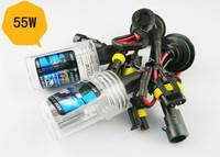12V  55W HID Xenon Single Bulb Lamp Headlight  H1 H3 H4-1 H7 H8 H9 H10 H11 H13 9004 9005 9006 9007 880/1 4300K 5000K 6000K 8000K