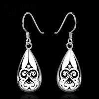 E582 2014 New supplies earrings fashion high quality Water Drop earrings Bohemia Style fashion  Ohrring/boucle/brinco/pendiente