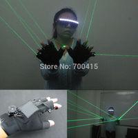 4 pcs green laser for glove laser gloves free shipping