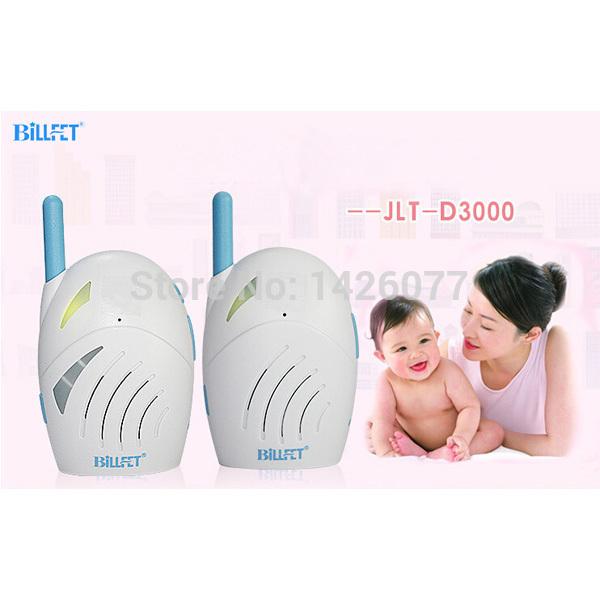 Baby Security 2.4 GHz Wireless Digital Audio Baby Monitors,Clear Sounds Audio Two-way Intercom Nanny,Cheaper Radio Audio Monitor(China (Mainland))