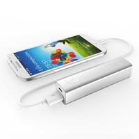 VINSIC Tulip 3200mAh Power Bank , 5V 1A External Mobile Battery Charger for iPhone 6 Samsung Cell Phones Tablet PC iPad Mini