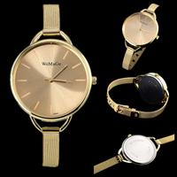 Hot sale Luxury brand watches women fashion Gold Quartz watch Women Dress Wrist watch Ladies hour clock relojes relogio feminino