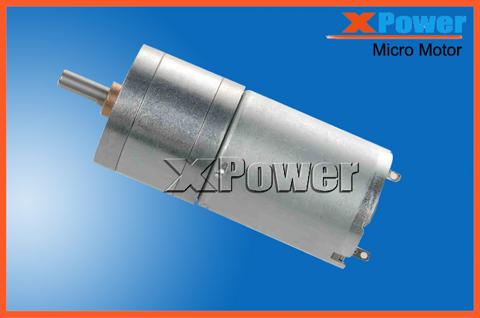 Двигатель постоянного тока XPower /12V 3V 6V 24V DC 12V XPDC370G-1 audioclassic xpower