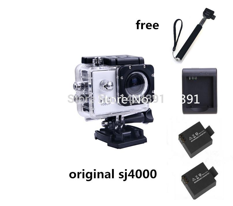 Go pro Camera original sj4000 Action Camera full HD 1080p Camera Waterproof gopro hero 3 hero 4 style digital car camera(China (Mainland))