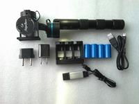 FeiYu Newest 3-Axis Brushless Gimbal for Gopro / FY-G3 Ultra Steady Handheld Gimbal for Gopro3 3+ GoPro 4