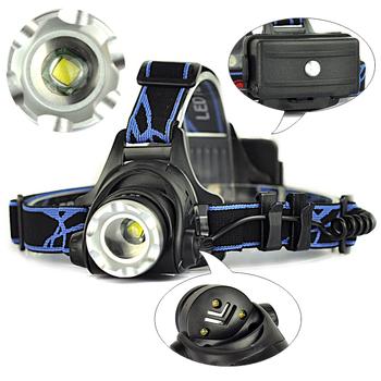 Скидка! Cree XM-L T6 2000 люмен из светодиодов фары лампе фронтале фара фара фонари ...