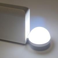 Novelty Mini Power Bank Light Portable LED Bulb Light USB 2w 5v LED Night Light Pocket Emergency Lamp Flashlight Free Shipping
