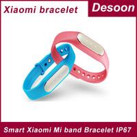 Original Xiaomi Mi Band MiBand Smart Bracelet Wristband Smart Fitness Wearable Tracker Waterproof IP67 for Xiaomi Mi4 Mi3