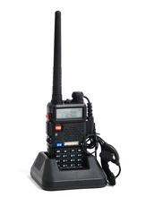 Neue baofeng uv-5r kofferradio uv 5r walkie-talkie 5w dualband vhf& uhf 136-174mhz& 400-520mhz zweiwegradio uv5r a0850a(China (Mainland))