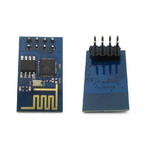 Интегральная микросхема 1 ESP8266 WIFI интегральная микросхема serial wifi esp8266 module adapter plate esp8266 wifi