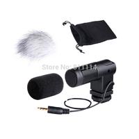 BOYA BY-V01 Stereo X/Y Condenser Microphone / Mic for Canon Nikon Pentax Sony ECM-ALST1