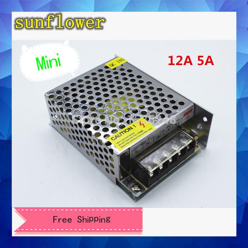 Transformator 110v 12v 12v 5a 60w 110v 220v Lighting