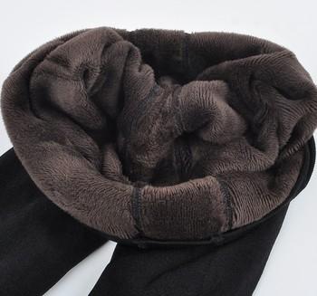 S-xl2014 осень и зима женщины в завышенная талия брюки и толстый бархат леггинсы ...