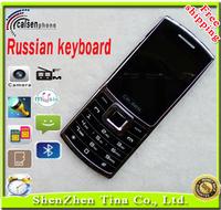 New 2015 S3310 phone Dual SIM unlocked mini cell phone camera Bluetooth MP3 flashlight russian language russian keyboard phone