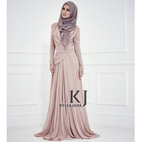muslim dress EVENING GOWN for muslim women islamic wedding dress dubai abaya kaftan plus size 5XL100% cotton