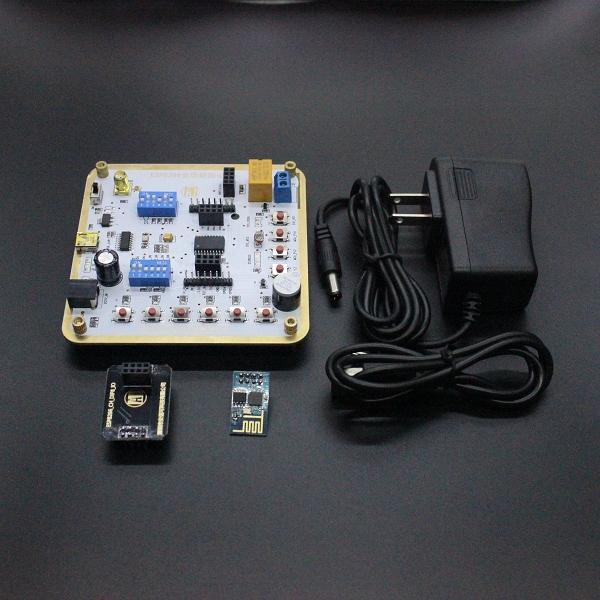 Электронные компоненты Module ESP8266 WIFI + esp/01 esp/11 esp8285 serial wifi module esp m1 ai home 16mbit control module fcc beyond esp8266