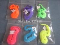 10pcs/lot Plush Mr.Fuzzy Magic Wiggle Worm Twisty Worm Stuffed Animals Toy For Kids Wholesale