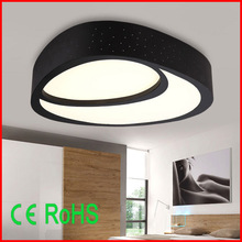 Modern creative Kitchen ceiling lights Kitchen flush mount ceiling light iron acrylic Lkitchen ceiling lamp fixtures 28W/36W(China (Mainland))