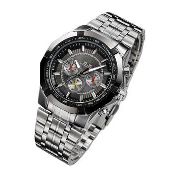 Бесплатная доставка! 2014 вайде новых людей военно-спортивный наручные часы мужчин оригинальный кварца япония мужской часы водонепроницаемые часы