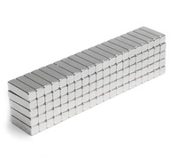 15*5*5 25pcs 15mm x 5mm x 5mm Blocks Rare Earth Neodymium Super Strong Magnets free shipping