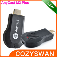 New 256MB RAM Anycast M2 Plus Ezcast Wireless Wifi Dongle for Android 4.0 Smart Phone support Miracast DLNA Airplay Air Mirror