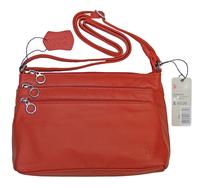 2015  pigskin women's handbag multi-color genuine leather  shoulder cross-body bag small vintage femininas bolsas famous brand