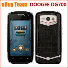 Original DOOGEE DG700 TITANS2 IP67 Waterproof Mobile Phones MTK6582 Quad Core Android 4.4 1GB+8GB 5MP+8MP Camera 3G GPS 4000mAh