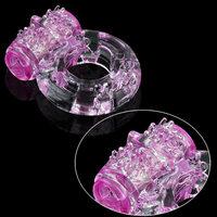 Sex Products Men Vibrators Collars Delay Premature Ejaculation Lock Fine Sex Toys For Men Delay
