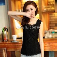 Sale 2015 Cheap Clothes China Shirt Women Blouse Sexy Lace Blouse Female Plus Size Women Clothing Summer Bodysuit Vintage Blouse