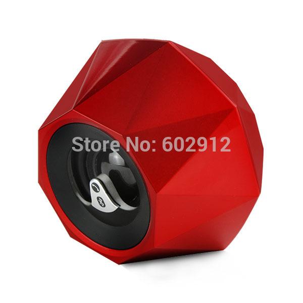 Mini Portable Bluetooth Speaker Wireless HandsFree Stereo Hifi Speaker Subwoofer Altavoces Parlantes Enceinte Caixa De Som(China (Mainland))