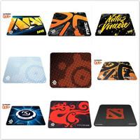 Steelseries Mouse Pad QcK+ Fnatic Navi Dota 2 TYLOO SK Tyloo EG EVIL MLG 11 kinds version razer Mouse pad Gaming Mouse mat