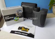 1200M golf rangefinder Golf Laser Range finder Angle Hight Finder Monocular With slope pin seeking function
