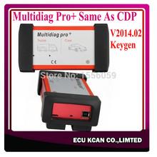 Multidiag Pro + V2014.R2 With Keygen Same As Tcs CDP For Cars/Trucks Multi Diag Pro Multi-Diag Pro+ No Bluetooth + Carton Box(China (Mainland))