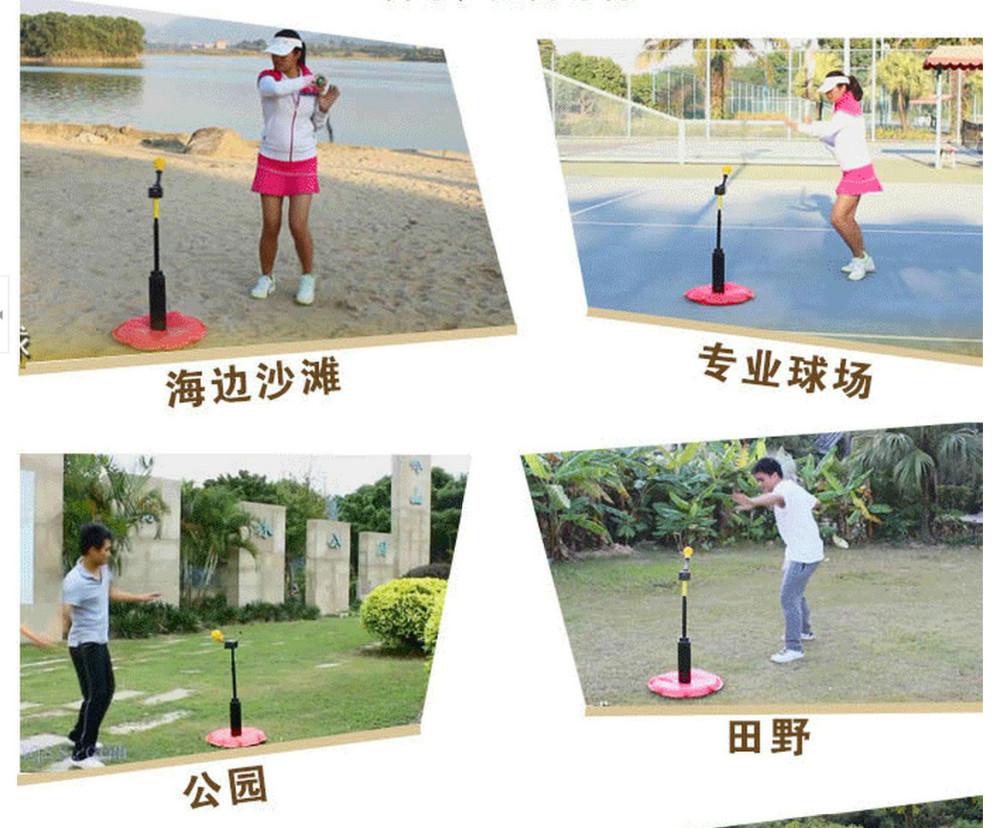 best portable tennis machine review