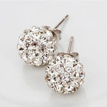 2015 мода шамбала ювелирные изделия серебро горный хрусталь кристалл 8 мм шамбала ...