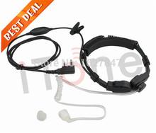 Best Radio Earpieces New cheapest Walkie Talkie Earpieces 2-pin In Ear earphone and headset Micro Best Radio Earpieces