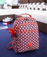 Bolsa da kippling backpack mochila escolar kippling school bag women travel bags laptop bags bolsas mochilas femininas 2015
