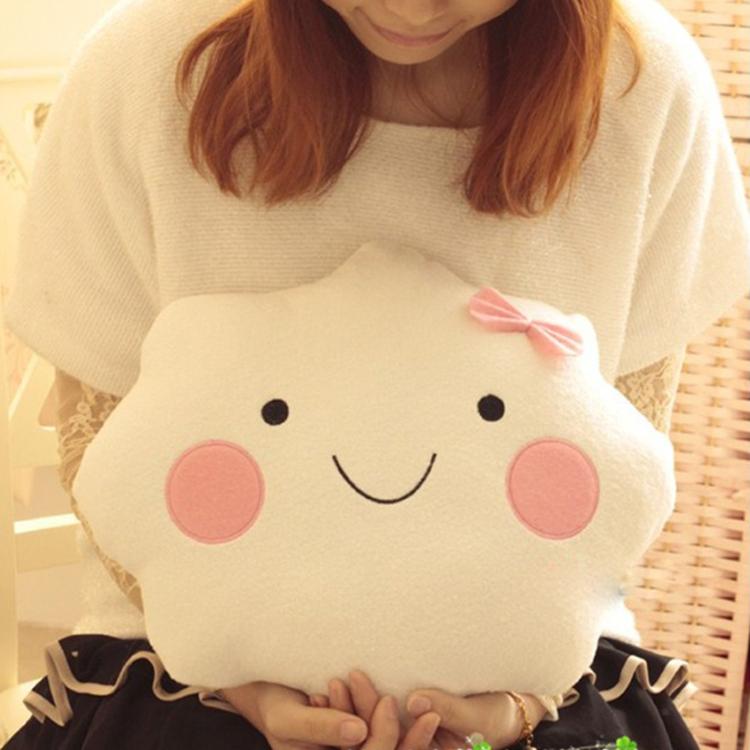 Cloud Shaped Pillow Cloud Shape Lover Cushion