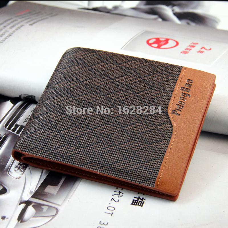 Mens Designer Wallets Men Wallets With Coin Bag