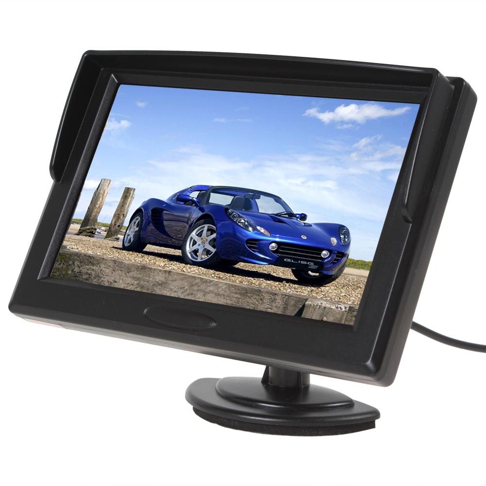 Автомобильный монитор 5/480 272 HD TFT автомобильный монитор 3 5